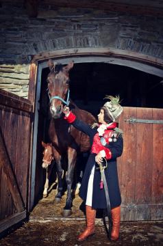 Miłosz Ślimak, Kościuszko i jego kon, SP Pasierbiec, klasa 3